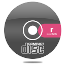 cd r icon
