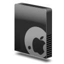 Drive slim external dotmac icon