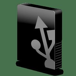 drive slim external usb icon