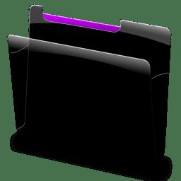Generic purple icon