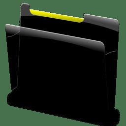 Generic yellow icon