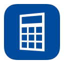MetroUI-Apps-Calculator-Alt icon