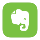 MetroUI-Apps-Evernote icon