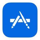 MetroUI-Apps-Mac-App-Store-Alt icon