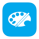 MetroUI Apps Paint icon
