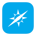 MetroUI-Browser-Safari icon