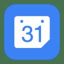 MetroUI Google Calendar icon
