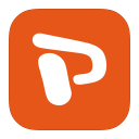 MetroUI Office Powerpoint icon