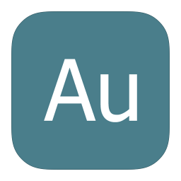 MetroUI Apps Adobe Audition icon