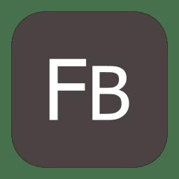MetroUI Apps Adobe Flash Builder icon