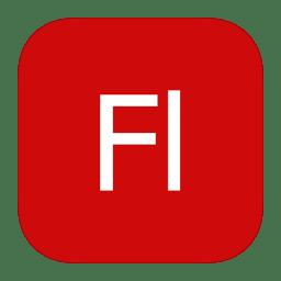 MetroUI Apps Adobe Flash icon