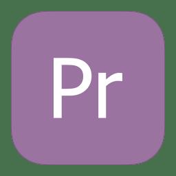 MetroUI Apps Adobe Premiere icon