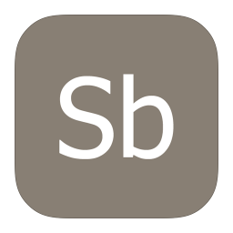 MetroUI Apps Adobe Soundbooth icon