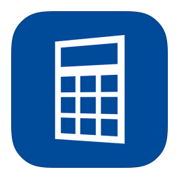 MetroUI Apps Calculator Alt icon