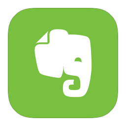 MetroUI Apps Evernote icon