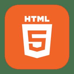 MetroUI Apps HTML 5 icon