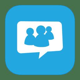 MetroUI Apps Live Messenger Alt 2 icon