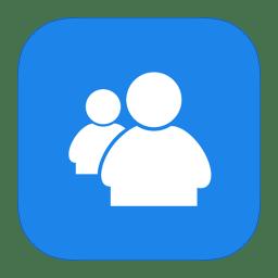 MetroUI Apps Live Messenger Alt 3 icon