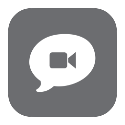 MetroUI Apps Mac iChat Alt icon