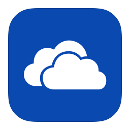 MetroUI Apps SkyDrive icon