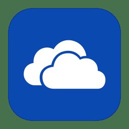 MetroUI Apps SkyDrive icon