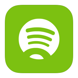 MetroUI Apps Spotify Alt icon