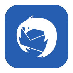 MetroUI Apps Thunderbird icon