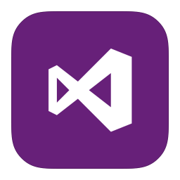 MetroUI Apps VisualStudio 2012 icon