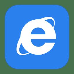 MetroUI Browser Internet Explorer icon
