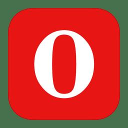 MetroUI Browser Opera icon