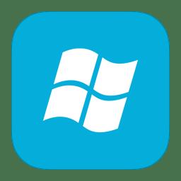 MetroUI Folder OS OS Windows icon