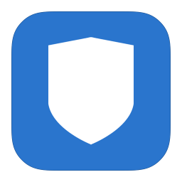 MetroUI Folder OS Security icon