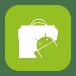 MetroUI Google Android Market icon