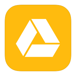 MetroUI Google Drive Alt icon