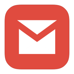 MetroUI Google Gmail icon