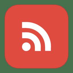 MetroUI Google Reader Alt icon