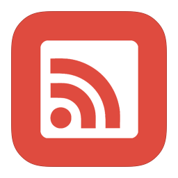 MetroUI Google Reader icon