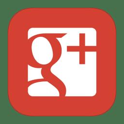 MetroUI Google plus icon