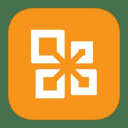 MetroUI Office MS Office icon