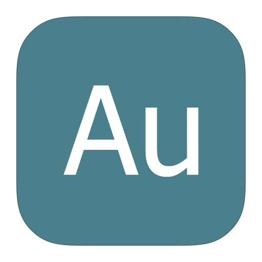 MetroUI-Apps-Adobe-Audition icon