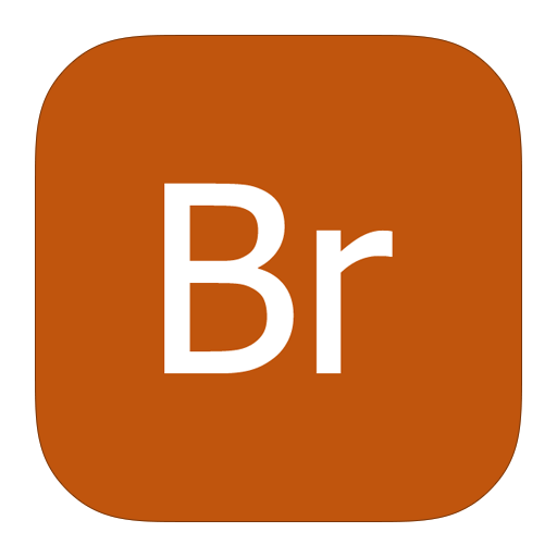 MetroUI Apps Adobe Bridge icon