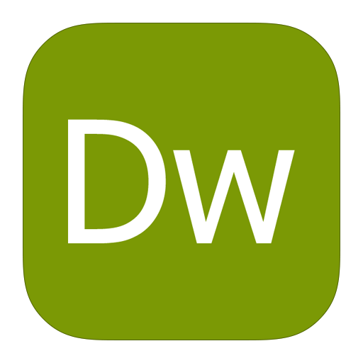 MetroUI-Apps-Adobe-Dreamweaver icon