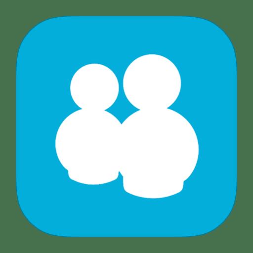 MetroUI-Apps-Live-Messenger-Alt-1 icon