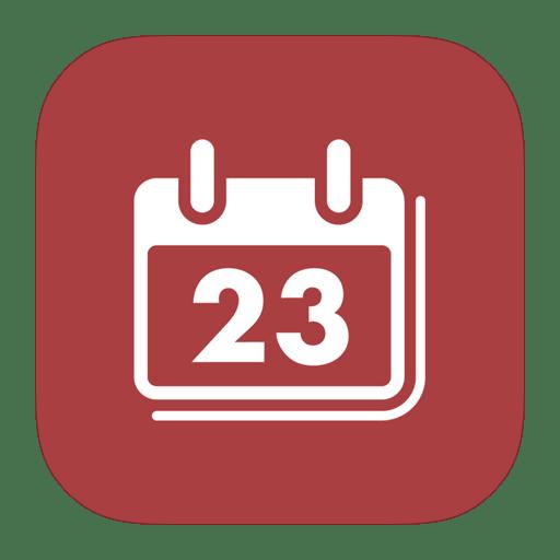 MetroUI-Apps-Mac-iCal icon