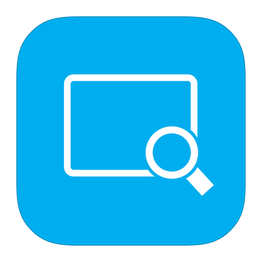 MetroUI-Apps-Magnifier icon