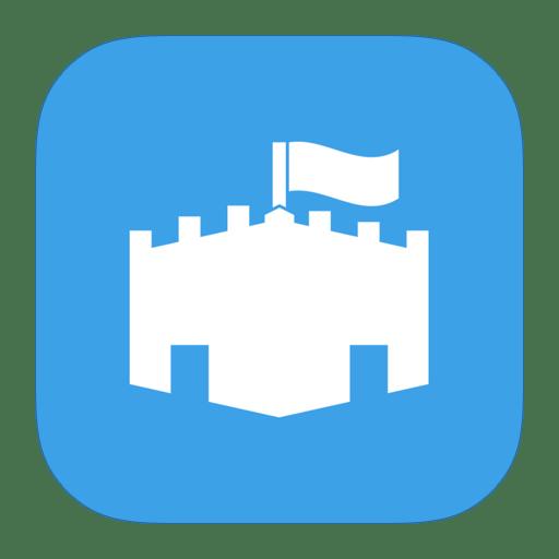 MetroUI-Apps-Microsoft-Security icon