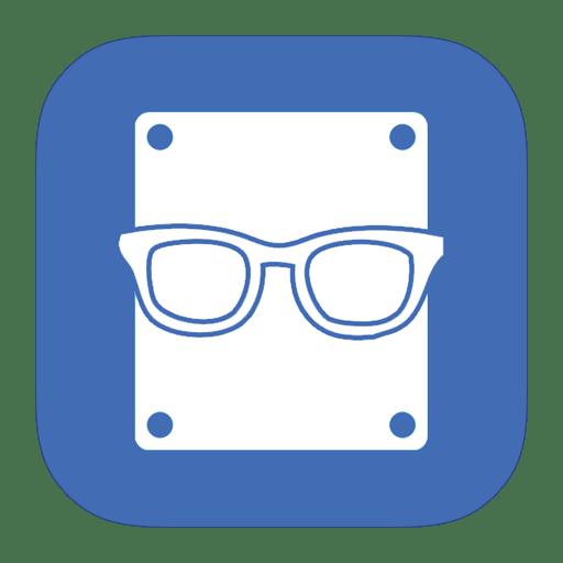 MetroUI Apps Speccy Icon | iOS7 Style Metro UI Iconset | igh0zt