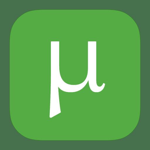 MetroUI-Apps-uTorrent icon