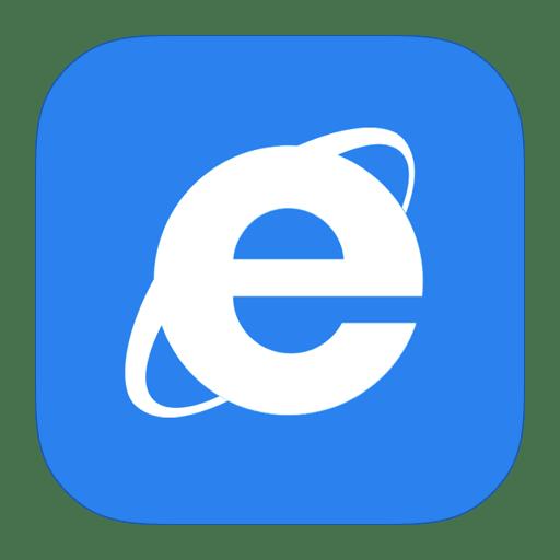 MetroUI-Browser-Internet-Explorer icon