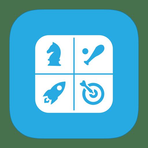MetroUI-Folder-OS-Game-Center icon